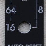 Rotating Clock Divider Breakout Panel (Black/Vector)